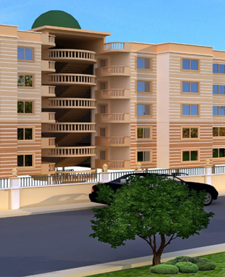 2 BHK flats in Lucknow
